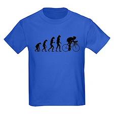 Evolution cyclist T