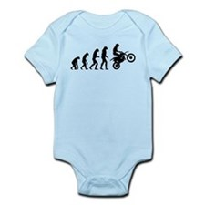 Evolution motocross Infant Bodysuit