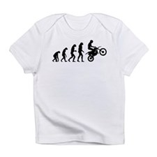 Evolution motocross Infant T-Shirt