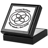 Living Multiple Keepsake Box
