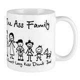 Ass Family Mug