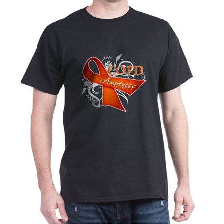 COPD Awareness Dark T-Shirt