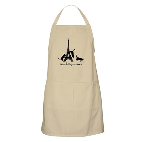 Cats of Paris Apron