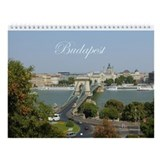 New Budapest Wall Calendar
