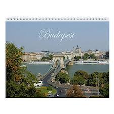 New Budapest Wall Calendar