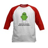 Hugged Your Cactus Tee