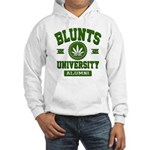 BLUNTS UNIVERSITY ALUMNI Hooded Sweatshirt