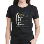 THE LHC Women's Dark T-Shirt