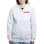 Jamie Women's Zip Hoodie