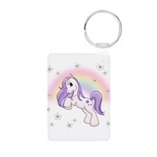 Pretty Pony Keychains