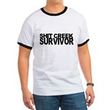 Shit Creek Survivor T