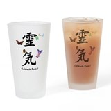 Celebrate Reiki! Drinking Glass