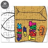 Cute Trick or treat Puzzle
