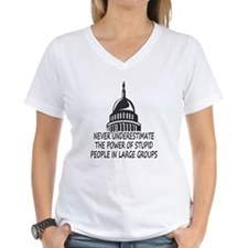 Congress Is Stupid Shirt