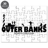 OUTER BANKS Fishermen Puzzle