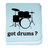got drums ? baby blanket