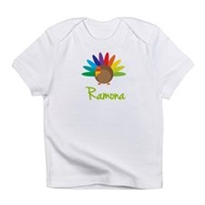 Ramona the Turkey Infant T-Shirt