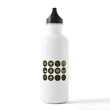Hazard Water Bottle