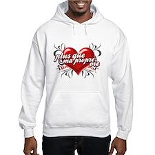 Bella's Heart Hooded Sweatshirt