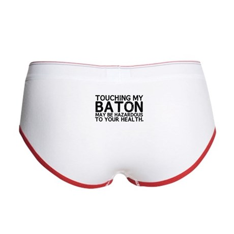 Baton Hazard Women's Boy Brief