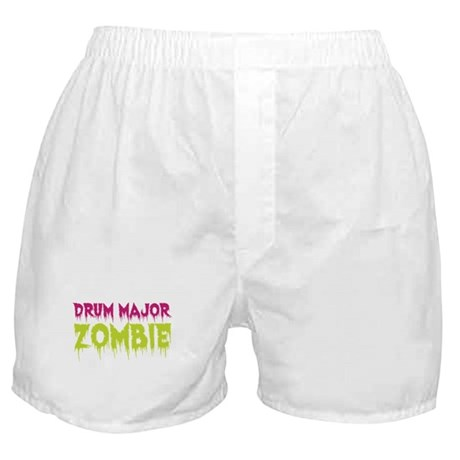 Drum Major Zombie Boxer Shorts