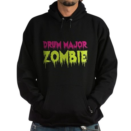 Drum Major Zombie Hoodie (dark)