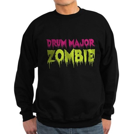 Drum Major Zombie Sweatshirt (dark)