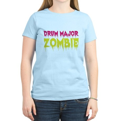 Drum Major Zombie Women's Light T-Shirt