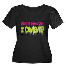 Drum Major Zombie T