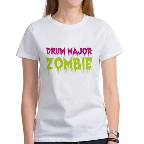 Drum Major Zombie Women's T-Shirt