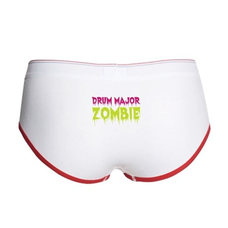 Drum Major Zombie Women's Boy Brief