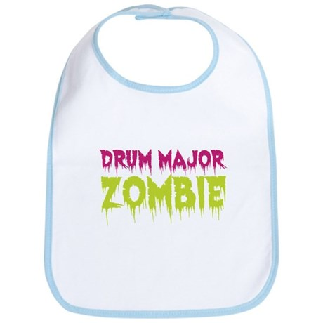 Drum Major Zombie Bib