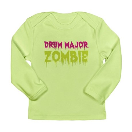 Drum Major Zombie Long Sleeve Infant T-Shirt