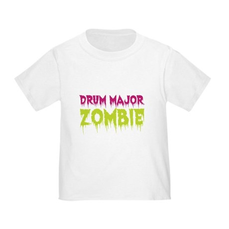Drum Major Zombie Toddler T-Shirt