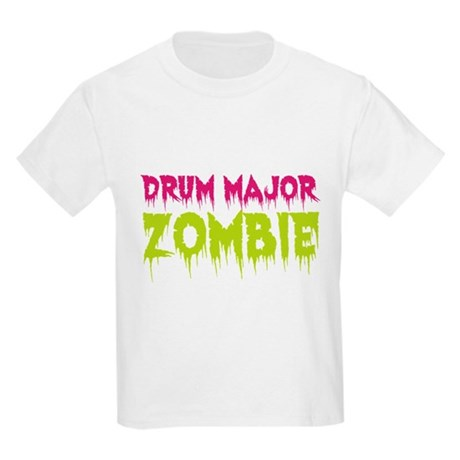 Drum Major Zombie Kids Light T-Shirt