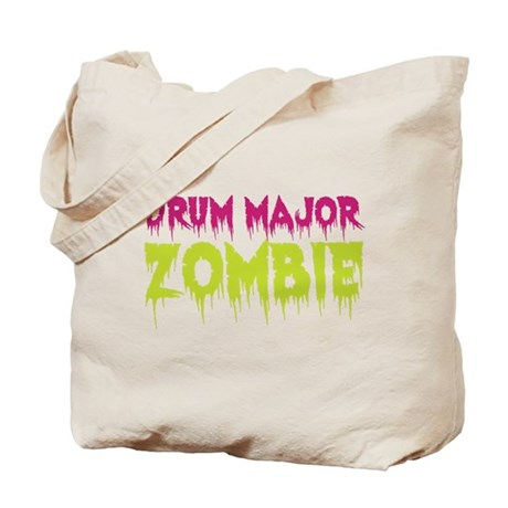 Drum Major Zombie Tote Bag