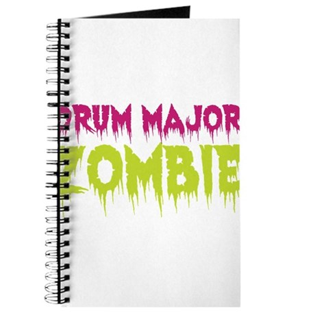 Drum Major Zombie Journal