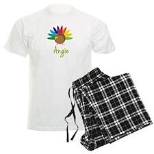 Angie the Turkey Pajamas