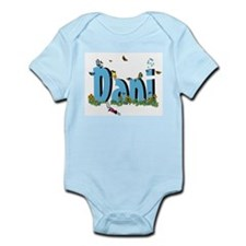 Dani Infant Creeper