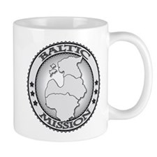 Baltic LDS Mission Mug