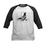 Starling Pigeon 1973 Kids Baseball Jersey