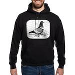 Starling Pigeon 1973 Hoodie (dark)
