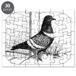 Starling Pigeon 1973 Puzzle