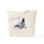 Starling Pigeon 1973 Tote Bag
