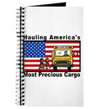 School Bus Precious Cargo Journal