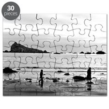 Pebble Beachcombers Puzzle