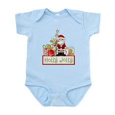 Holly Jolly Infant Bodysuit