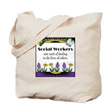Seeds of Healing Tote Bag
