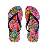 Wetro Tropical Flip Flops