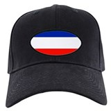 Serbia and Montenegro Baseball Hat